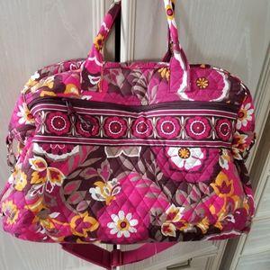 Vera Bradley Carnaby Weekend Travel Bag